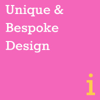 More info about Unique and Bespoke Design