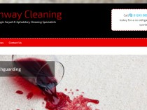 Conway Cleaning Website
